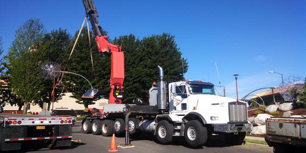Crane Contractor Spokane WA